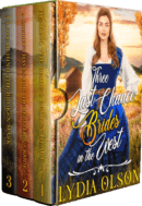 Three Last Chance Brides in the West