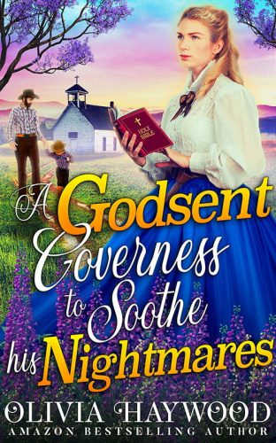 A Godsent Governess to Soothe his Nightmares