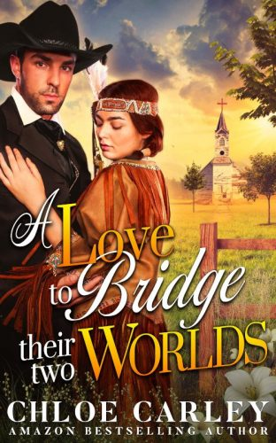 A Love to Bridge their two Worlds, by Chloe Carley 500_800