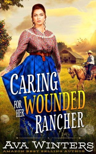Caring for Her Wounded Rancher