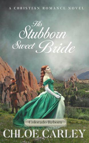 His Stubborn Sweet Bride - Chloe Carley
