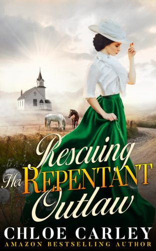 Rescuing Her Repentant Outlaw