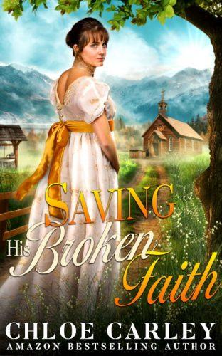 Saving His Broken Faith, by Chloe Carley 500_800