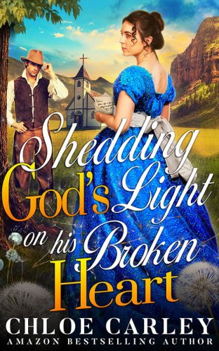Shedding God's Light on his Broken Heart