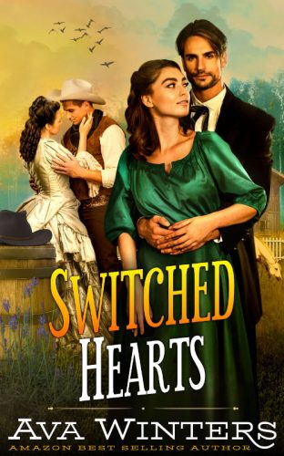 Switched Hearts, by Ava Winters