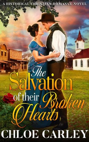 The Salvation of their Broken Hearts, by Chloe Carley 500_800