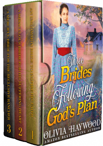 Three Brides Following God's Plan