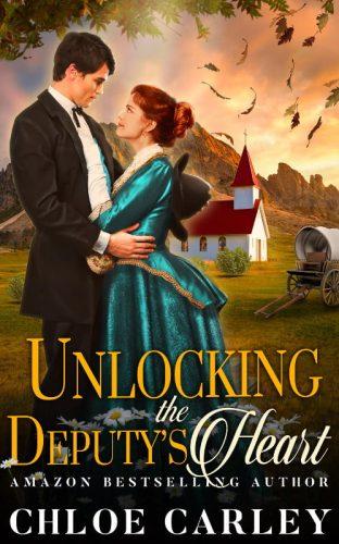 Unlocking the Deputy's Heart, by Chloe Carley 500_800
